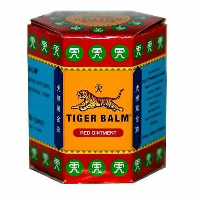 Tiger Balm Red & White 10g - 30g • Headaches Joint & Muscular Pain Relief