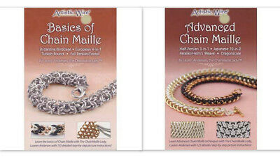 Chain Maille Books - Beginners & Advanced