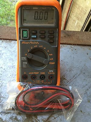 Used Snapon MT586 Multimeter
