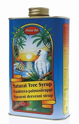 Madal Bal Natural Tree Syrup 2 Tins 2000Mls 2L