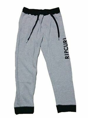 Rip Curl Easy Fleece Pants Boys Trousers Gym Trackies Sport Tracksuit Size 8-16
