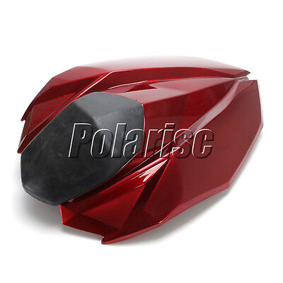 Motorcycle Rear Seat Cover Cowl For Kawasaki Z800 2012 2013 2014 2015 Red