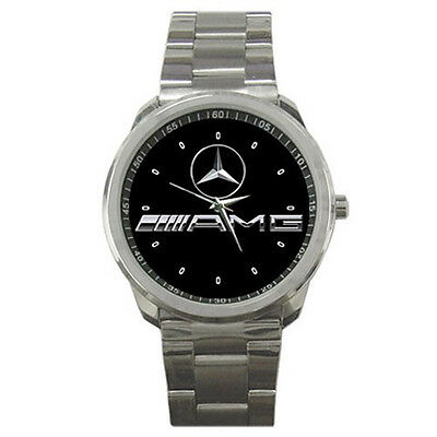 Mercedes-Benz Variant AMG Style Sport Metal Watch, ML63, Roadster 48, G63, S55