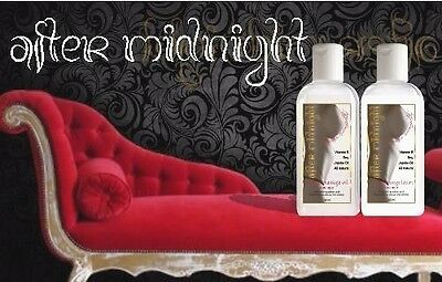 Sensual Massage oil for Her After Midnight 100ml