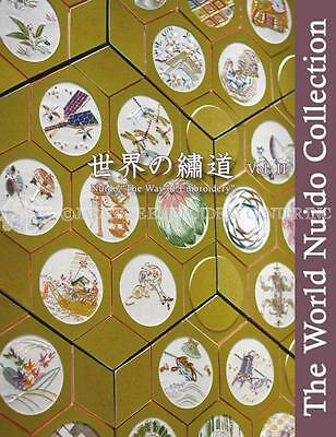 The World Nuido Collection (Japanese Embroidery) Vol II