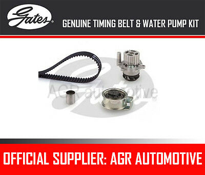 Gates Timing Belt And Water Pump Kit For Vw Lupo 1.2 Tdi 3L 61 Bhp 1999-05 Opt2