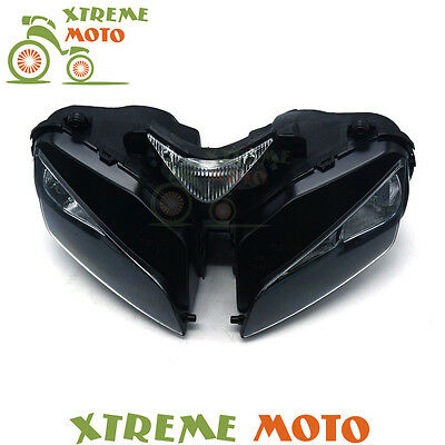 Front Headlights Headlamps Head Lights Lamps Assembly For Honda CBR1000RR 04-07