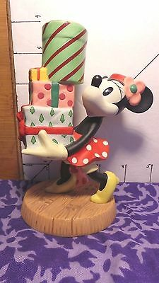 "Minnie Mouse Candle Holder, 1995, ""Song of Disney"""