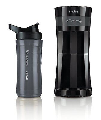 Breville VCF050 Personal Brew and Go Coffee Maker Machine Hot Cup of coffee 2 go