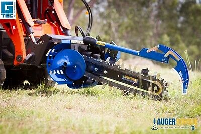 Augertorque MT900 Trenching Attachment Trencher for Excavator Skid Steer Bobcat