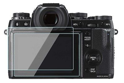 Fujifilm XT-1 XT-2 Screen Protector Tempered Glass HD 0.33mmThinness 9H Hardness