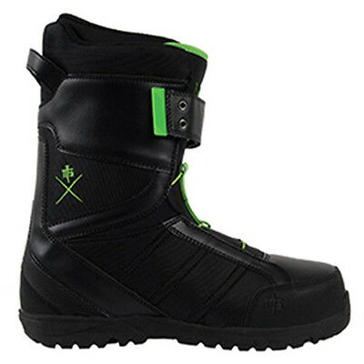 M3 Tactic Men's Snowboard Boots NEW Black Green