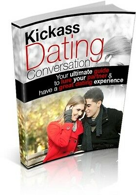 Kickass Dating Coversation  Free Shipping ebook Full Resell Rights PDF