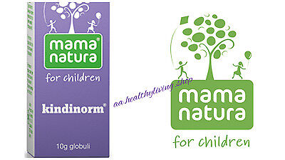 Mama Natura Kindinorm/Zappelin 10g globuli ChildrenBehavior Hyperactivity Stress