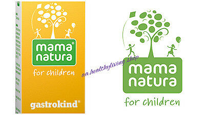 Mama Natura Gastrokind/Kingest 150tabs StomachAche Pain Relief for Children