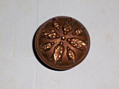 Antique Victorian Renaissance Style Door Knob  #47