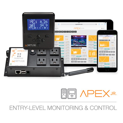 Neptune Systems Apex Jr. Controller with Temp Probe