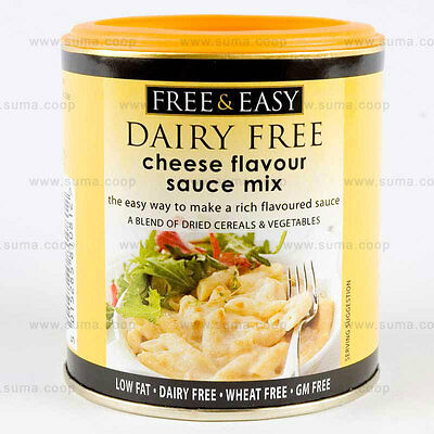 Free & Easy Cheese Flavour Sauce Mix 130g