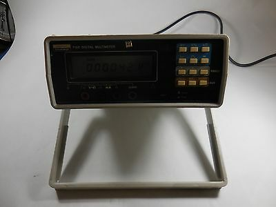 Solartron Schlumberger 7150 Digital Multimeter