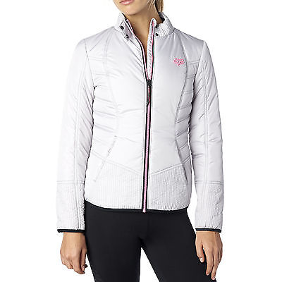 Fox Racing Womens Stone White Sonar Jacket 2016 Casuals