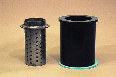 Perforated Flask Casting Chamber