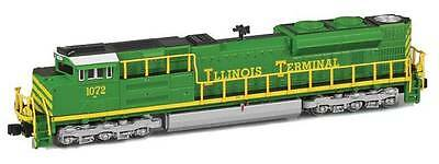 AZL Z Scale Illinois Terminal NS Heritage SD70ACe  Road Number 1072