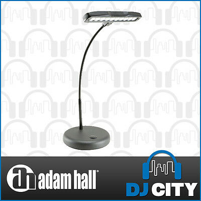 Adam Hall SLED PL10B LED Desk Piano Lamp