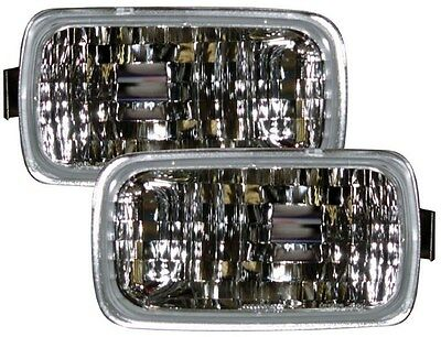 Nissan Skyline R34 Front Indicators - Clear