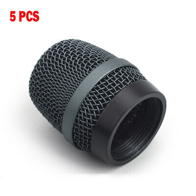 5 PCS Replacement Head Mesh Microphone Grille for Sennheiser e935 e945