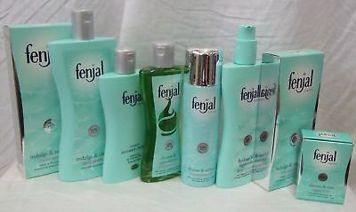 Fenjal Range - Body Lotion, Soap, Bath Oil, Shower Cream & More! New