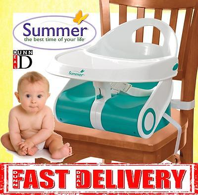 Summer Infant Sit 'n Style Baby Portable Travel Folding Booster Seat High chair
