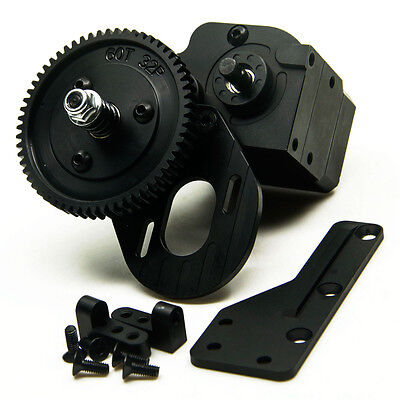 AX2 2 Speed Transmission for 1/10 Axial Wraith & SCX10 / Honcho RC4WD