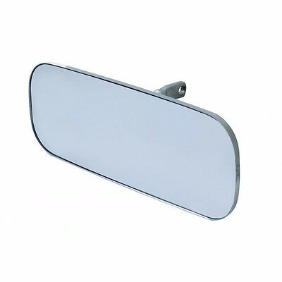 New Stainless Steel 1960 - 1971 Chevy Truck Interior Rearview Mirror Head