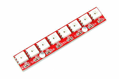 Keyes 8 RGB LED Line Module MD-297 WS2812 5050 Arduino Display Flux Workshop