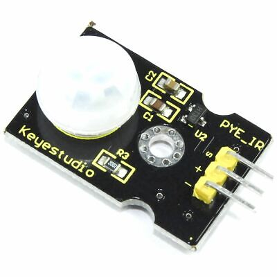 Keyestudio PIR Motion Sensor Module KS-052 Pyroelectric Arduino Flux Workshop