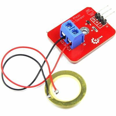 Keyes Ceramic Piezo Vibration Sensor Module KY-138 Pi Arduino Flux Workshop