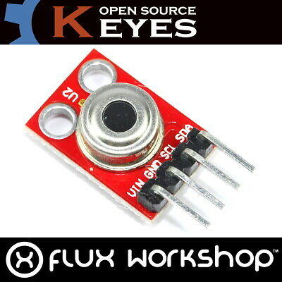 Keyes Infrared Temperature Sensor Module KY-140 MLX90614 Arduino Flux Workshop