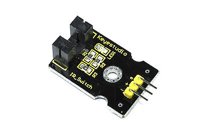 Keyestudio Slotted Speed Sensor Module KS-009 Infrared Arduino Flux Workshop