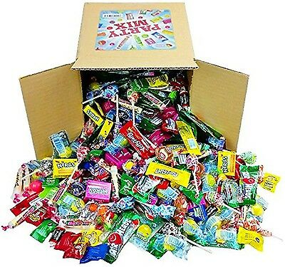 Assorted Candy Party Mix, 6x6x6 Bulk Box (Appx. 4 Lbs) by A Great Surprise, HCA