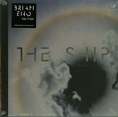 Eno Brian The Ship Vinile Lp + Download Code Nuovo Sigillato !!