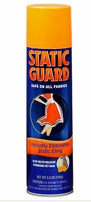 Static Guard Static Cling Preventer Spray 156ml