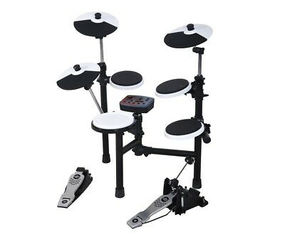 Hitman HD-3 Portable Electric Drum Kit with Folding Design | MaxStrata