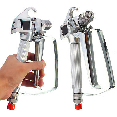 Airless Paint Spray Gun High Pressure For Graco Titan Wagner Pumps no Nozzle New
