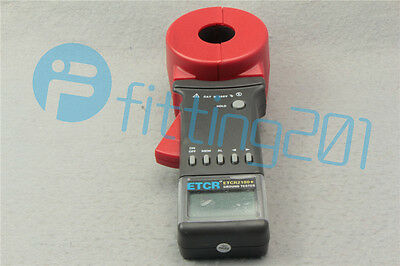 1PCS ETCR2100A+ Digital Clamp On Ground Earth Resistance Tester Meter
