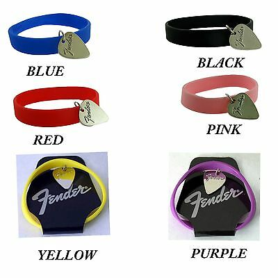 Fender wristband Small Size Sport Baller Band Silicone Rubber Bracelet Cuff New