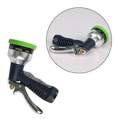 Car Garden Cleaning Tool Multifunction Water Hose Sprayer Nozzle Adjustable