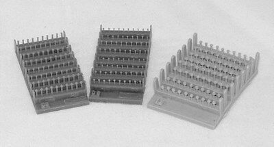 Plus Model 1:35 Bolts and Nuts 1.1mm Resin Diorama Accessory #409