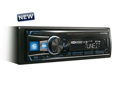 Alpine Ute-92Bt Autoradio Bluetooth Usb Iphone Android 3Preout > Garanzia