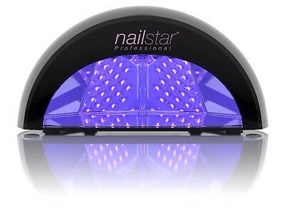 LED Nail Lamp Dryer for Shellac & Gel Polish Professional Home Timer Fast Curing