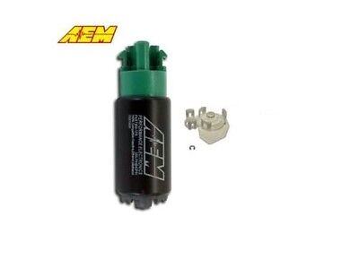 AEM 320lph E85-Compatible High Flow COMPACT In-Tank Fuel Pump - MITSUBISHI EVO X